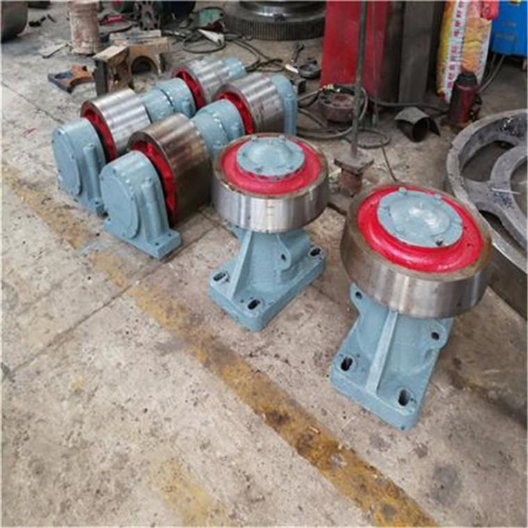 转轴式 活性炭转炉托轮总成配件 徐州厂家直销