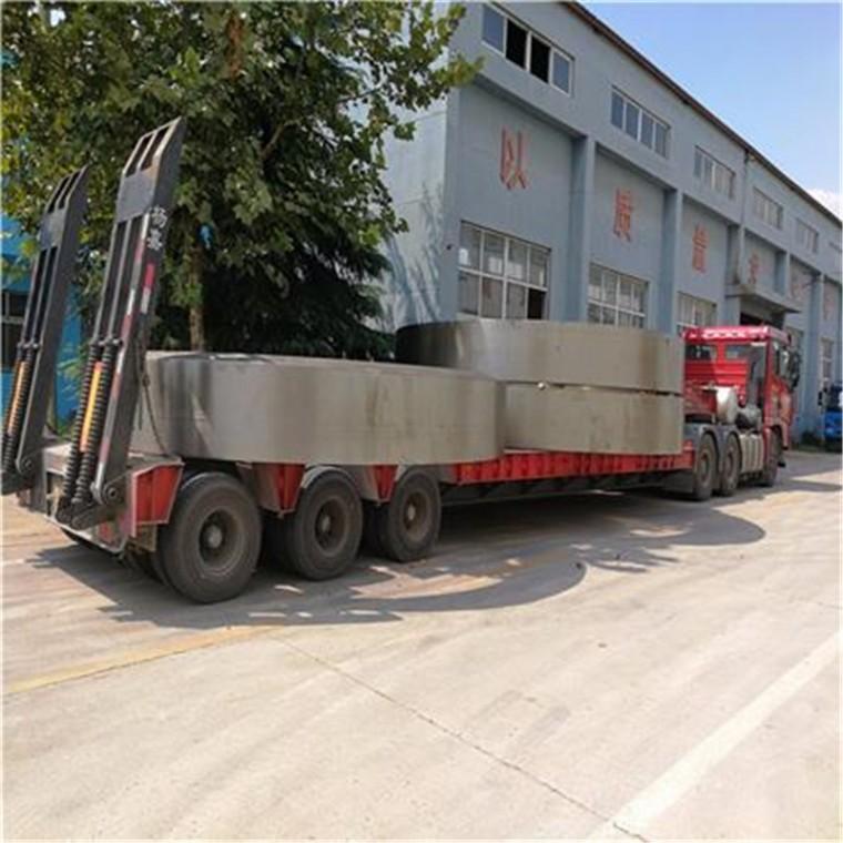 济宁供应烘干机滚圈厂家 烘干机滚圈生产商 回转窑滚圈加工定制