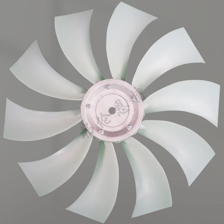 郴州康明斯發動機冷卻風葉輪