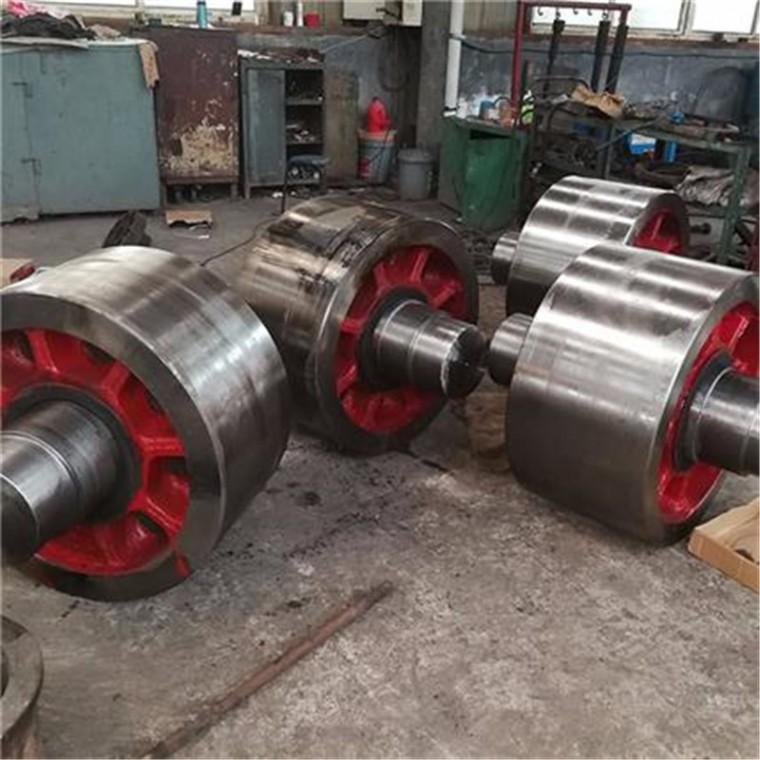 徐州廠家供應滾筒干燥機配件 干燥機托輪擋輪 干燥機大小齒輪