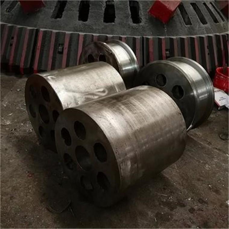 供應滾筒干燥機 烘干機托輪 滾圈 大小齒輪 滾筒烘干窯托輪