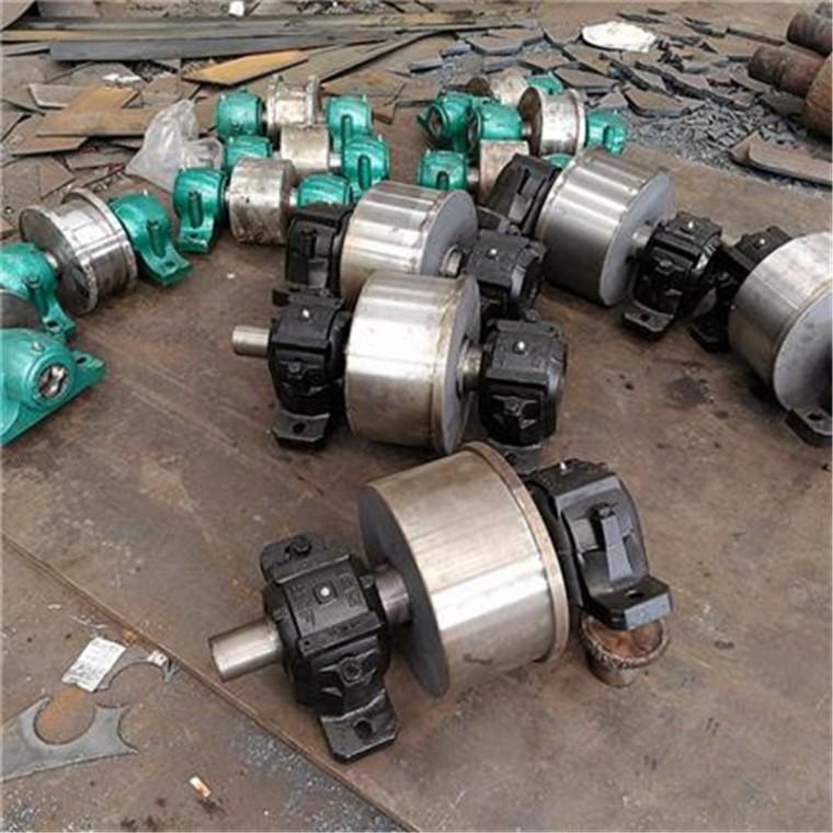 江蘇回轉窯滾圈 鑄鋼輪帶配件 滾筒烘干機 干燥機托輪擋輪總成