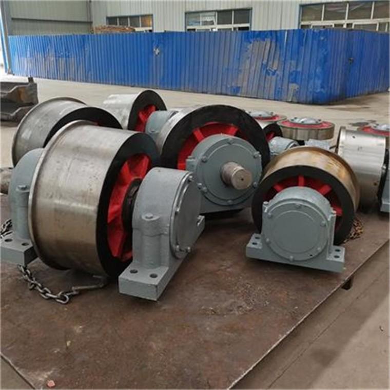 徐州烘干機托輪 干燥機托輪 回轉窯配件技術測量