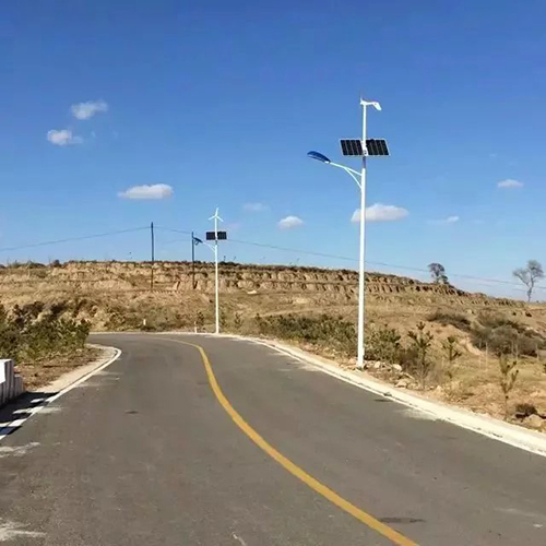 建寧市政路燈工程