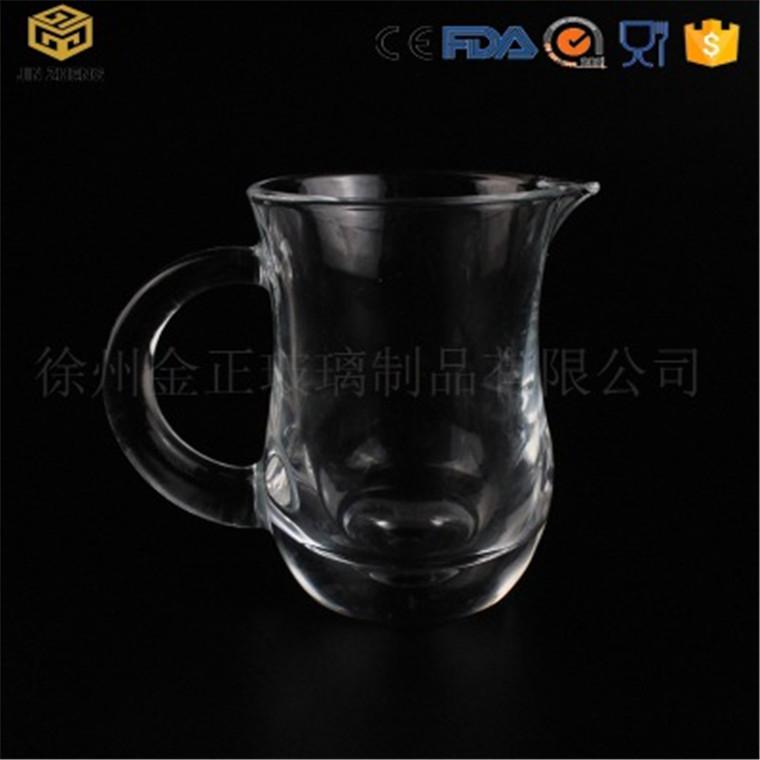 廠家批發批發 定制 110ml 洋酒分酒器 無鉛玻璃小酒壺