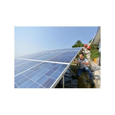 """光伏村""""的居民不僅免費用電,每戶還有14萬元收益!"""