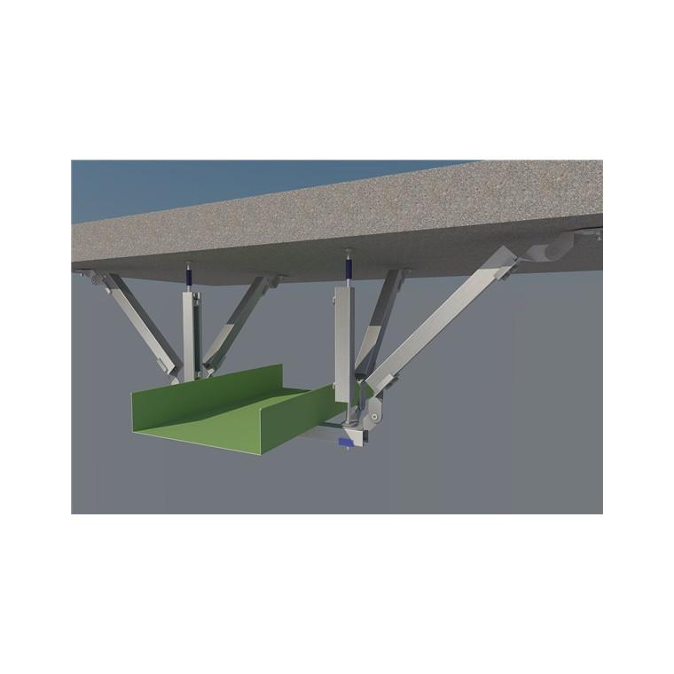 橋架抗震支吊架