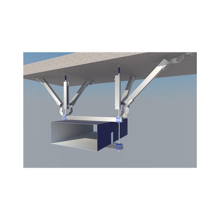 風管抗震支吊架