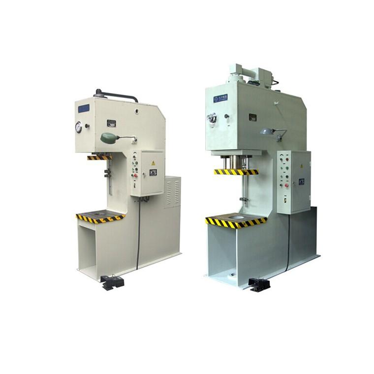 Y41系列單柱校正壓裝液壓機/油壓機