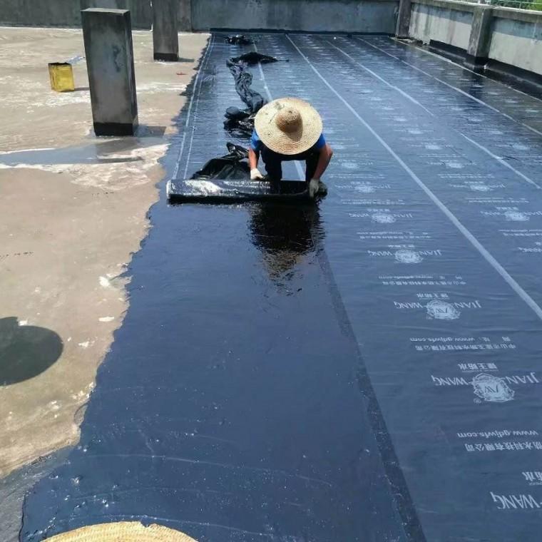 鄭州屋頂防水施工