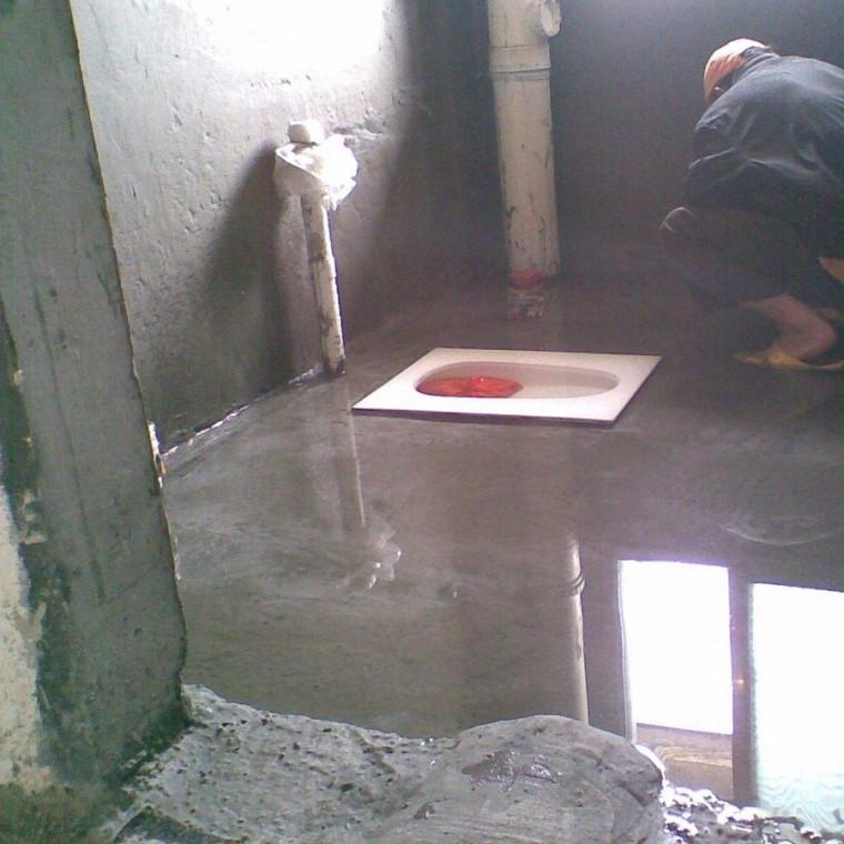 鄭州衛生間防水