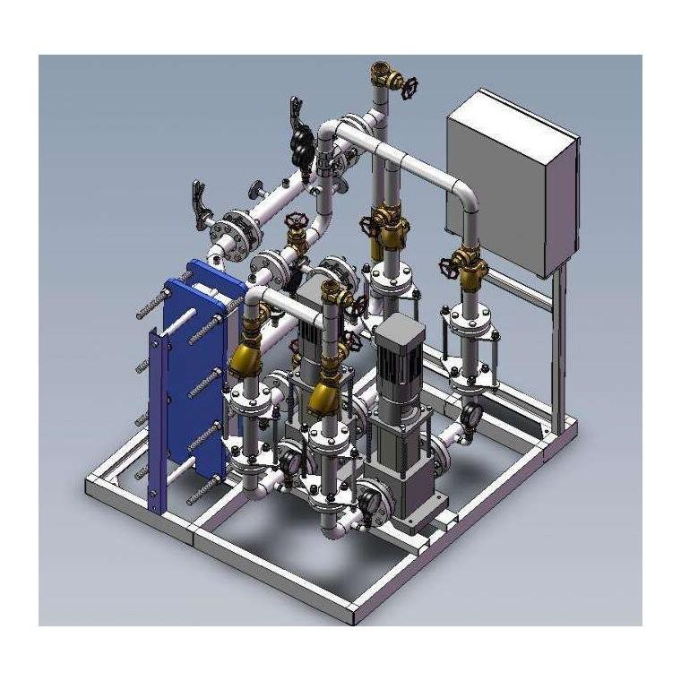 冷凝器管式换热器列管