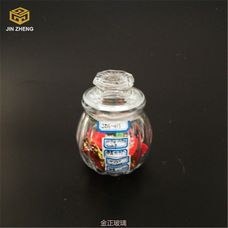 精美高品质糖果玻璃储