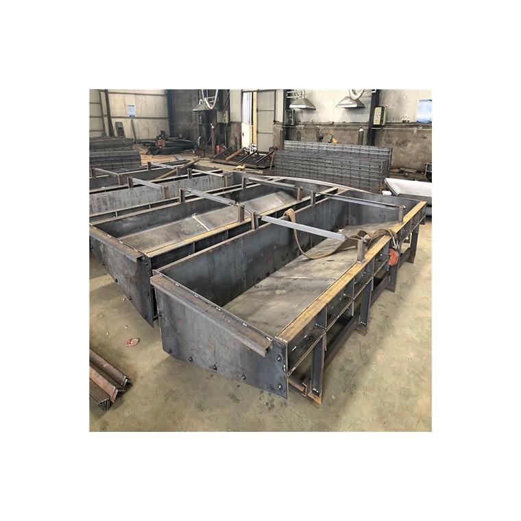 水泥隔離墩模板,連續式隔離墩模具,振通模具廠