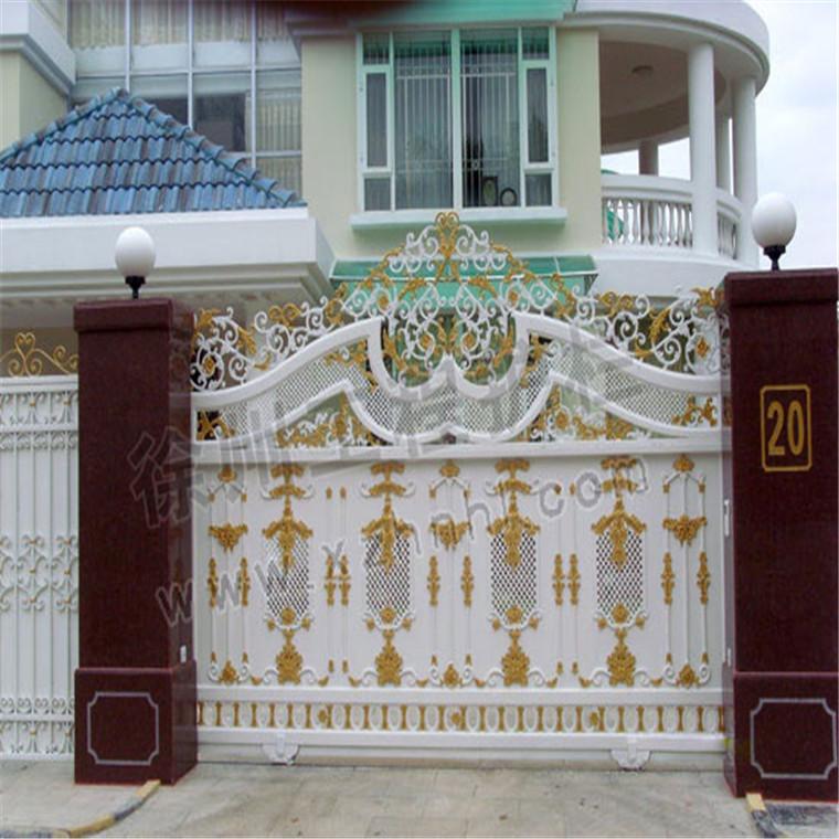 徐州別墅高檔大門
