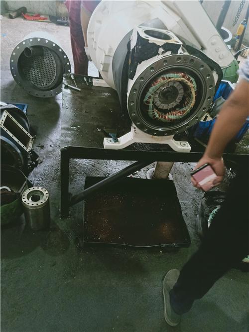 山東中央空調壓縮機