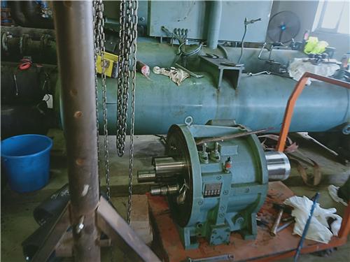 天津南開地源熱泵中央空調