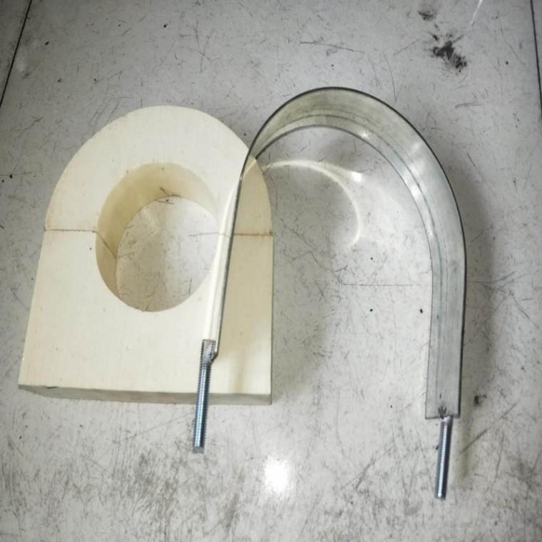 聚氨酯管托-高密度PIR材質