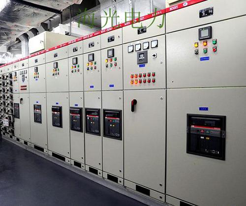 將樂工廠高壓配電安裝工程