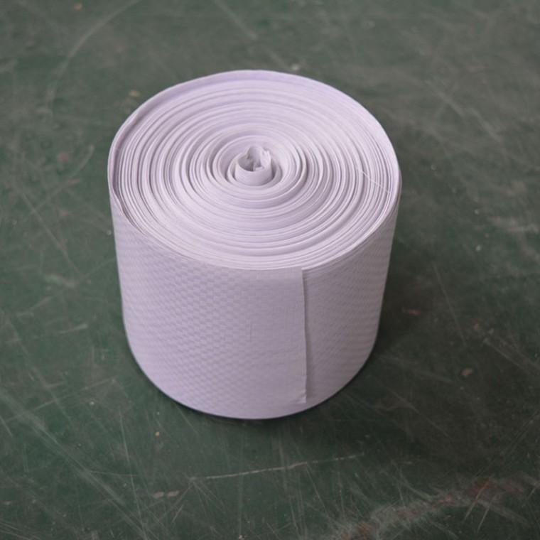 白色編織帶