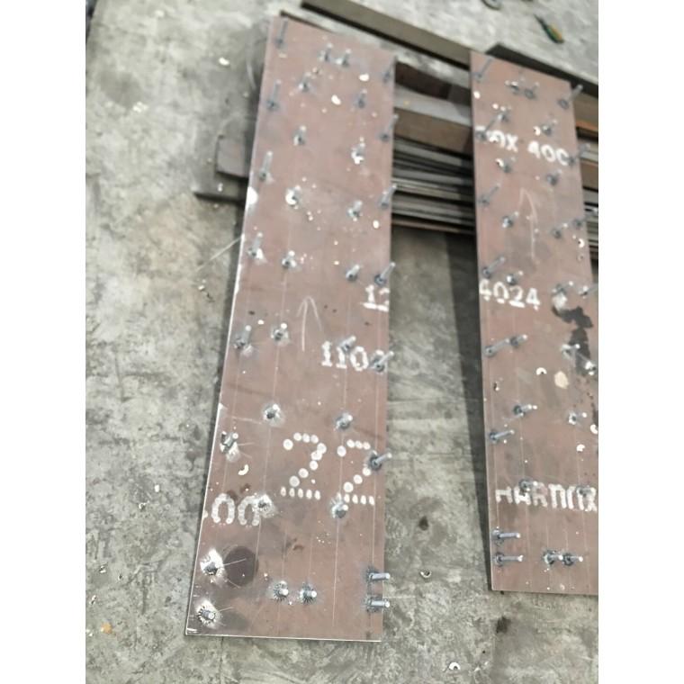 攤鋪機專用熨平板底板
