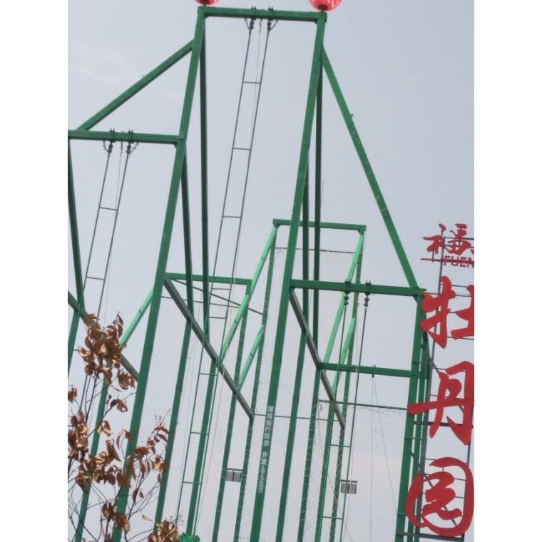 貨運索道景區設施建設