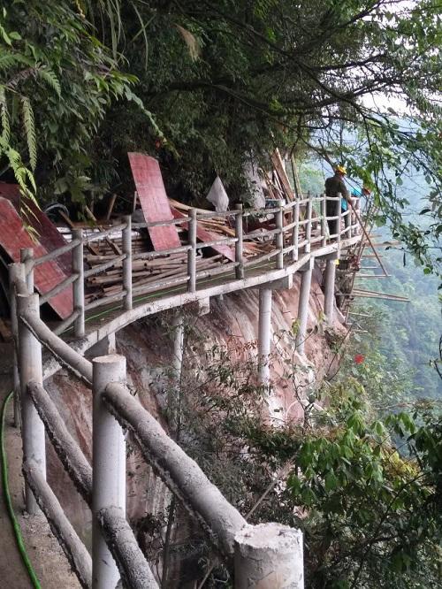 巢湖鋼結構防腐木工程