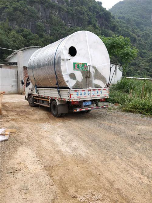 賀州熱水箱