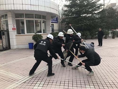 天津物業保安