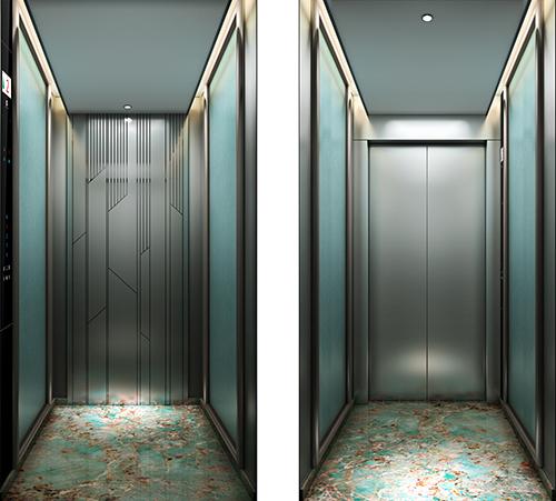 靜海家用別墅電梯