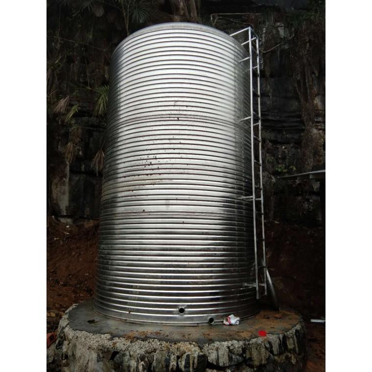 不銹鋼熱水箱,水塔,