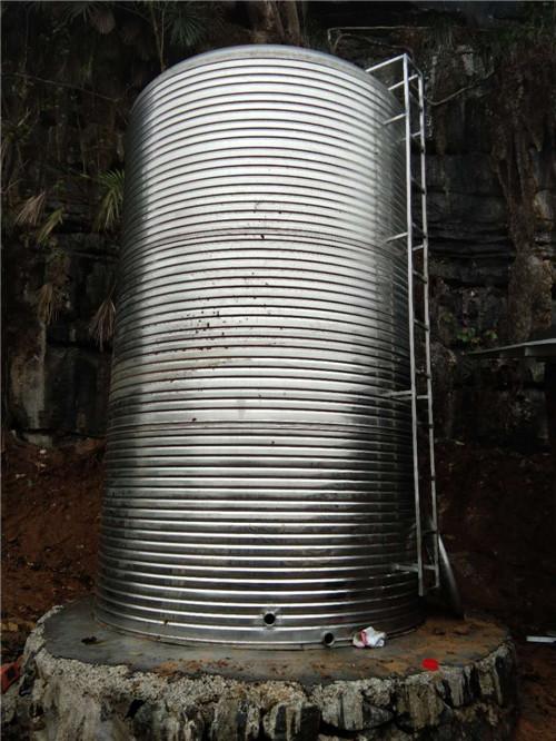 荔浦不銹鋼消防水箱