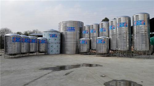 岑溪不銹鋼保溫水箱