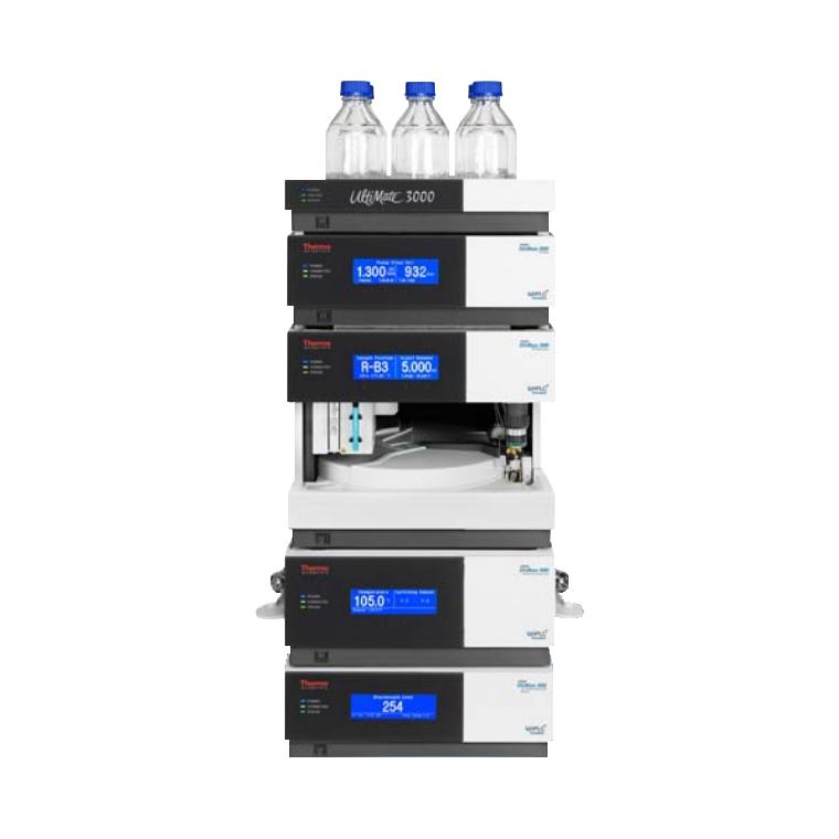 液相色谱全新方案——UItimate3000系统