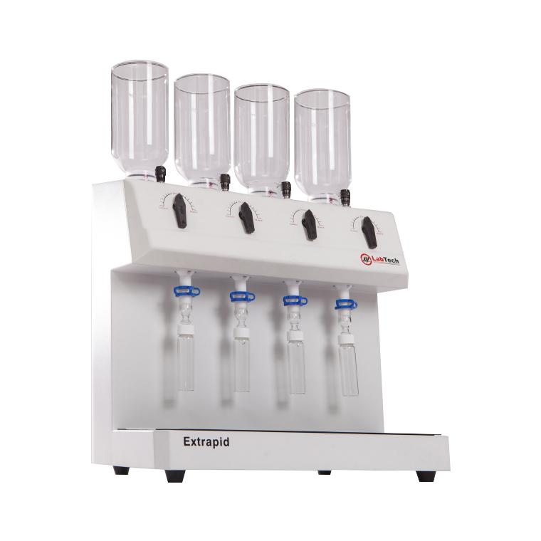 Extrapid柱 - 盘手动固相萃取仪