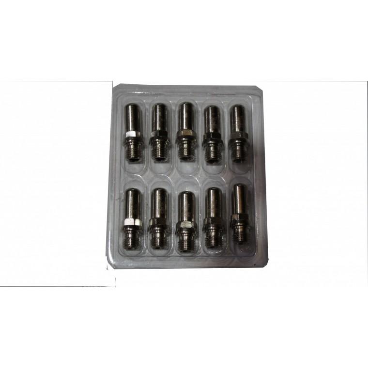 徐州亚鸿手持激光焊接机100A电极配件