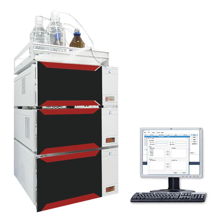 APS80-16D单泵等度高效液相色谱仪