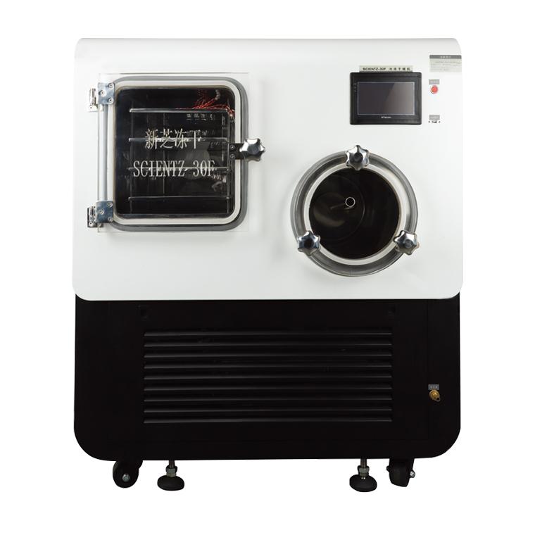SCIENTZ-30YD实验型电加热原位冻干机
