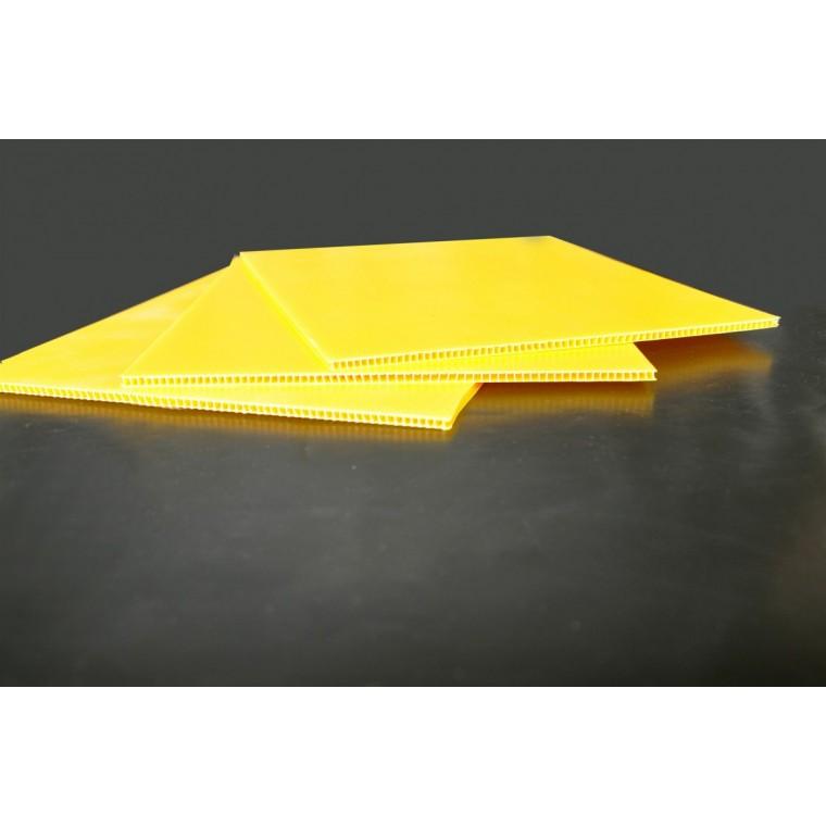 膠南塑料中空板廠家 塑料瓦楞板 萬通板