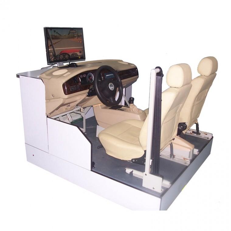 機動車駕駛模擬系統