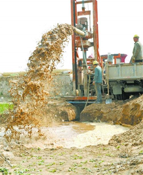 宣城地源熱泵井