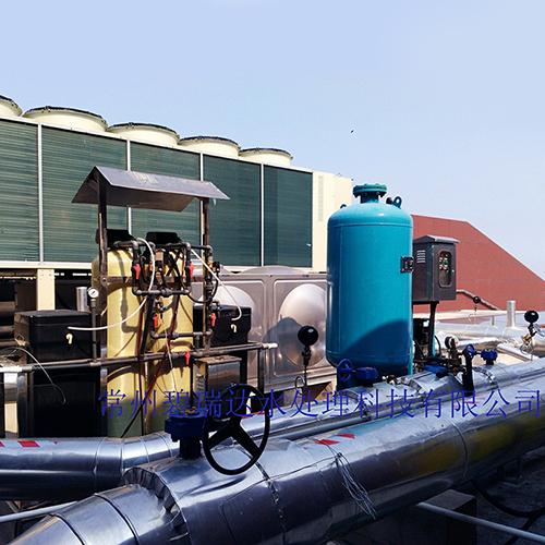 安達軟水器