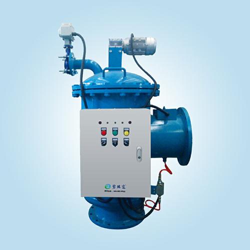 江蘇物化全程綜合水處理器