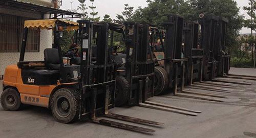 北京青島叉車