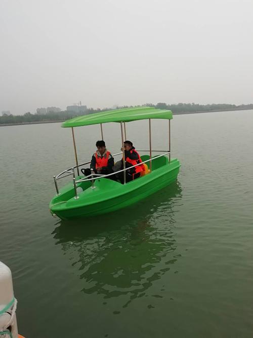 臨清寶馬造型電動船
