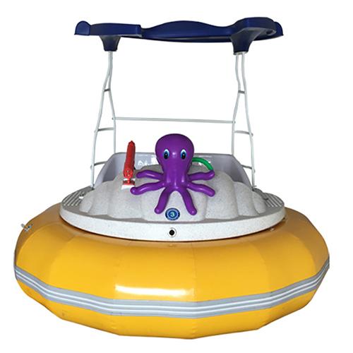 揭陽小天鵝腳踏船