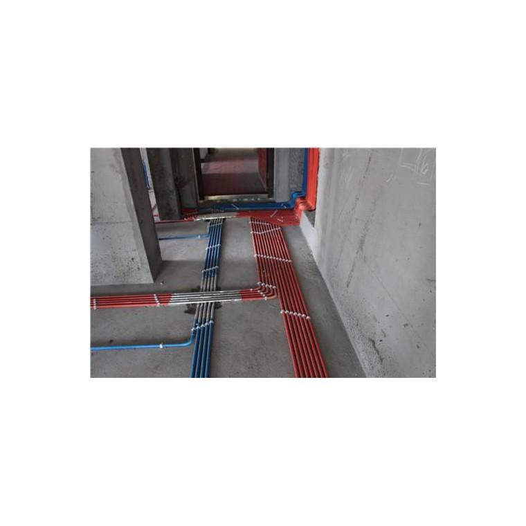 独立下水管改造  电路改造