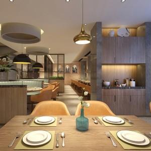 餐厅、食堂案例