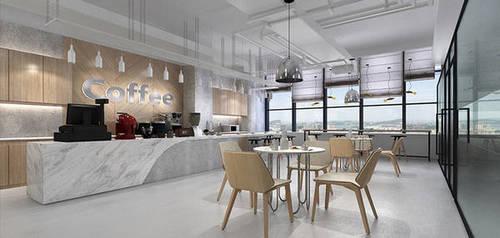 蘇州高新小吃店設計
