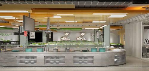 蘇州高新小餐飲裝修設計